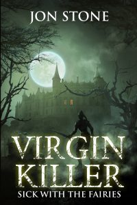 serial killer epic fantasy book